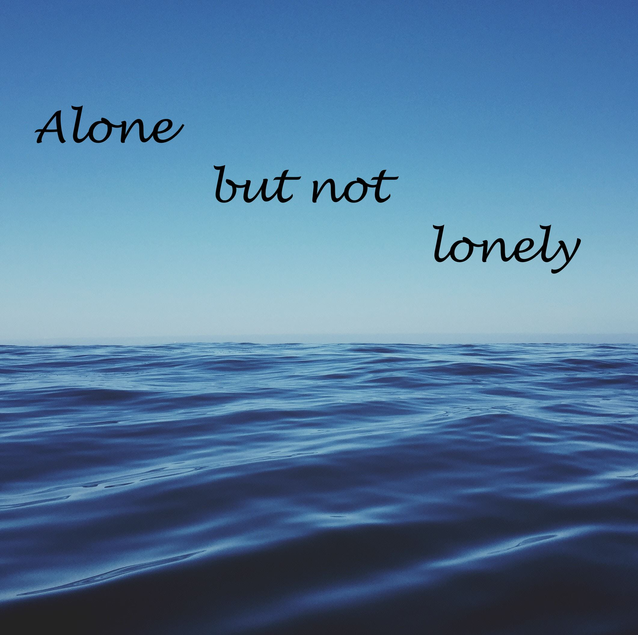 Populair Alone but not lonely. – Caroline Ootes Bewustzijnscoaching &GI75